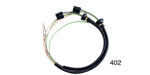 Factory Fit 1955-1956 Chevy Headlight Wiring Harness
