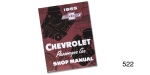 1955 Chevy Chevrolet Shop Manual