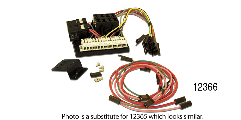 best plug and play wiring harness for ls in a trifive