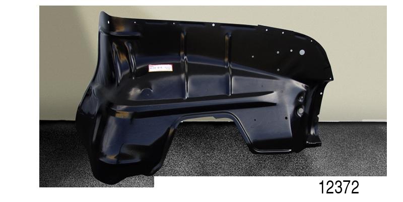 1955 Chevy Inner Fender Driver Side Os