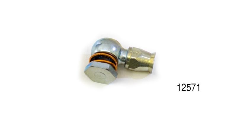 Chevy Banjo Pressure Fitting Gm Type Ii Power Steering Pump