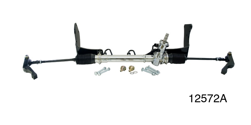 1955 chevy manual rack and pinion conversion kit html