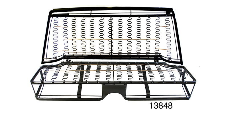 Glide Engineering 1955 1956 Chevy Rear Seat Frame 2 Door