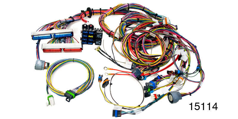 Tremendous Painless Performance Chevy Fuel Injection Wire Harness 2000 2002 Wiring Digital Resources Timewpwclawcorpcom