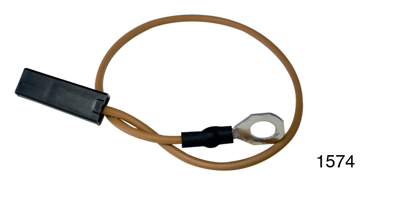 Factory Fit 1955-1956 Chevy Solenoid To Power Top Connector Wiring Harness 6-Cylinder. Convertible  sc 1 st  Danchuk : factory fit wiring harness - yogabreezes.com
