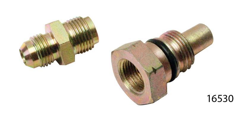 Saginaw Power Steering Pump >> Chevy Saginaw Power Steering Pump Pressure Reduction Fitting