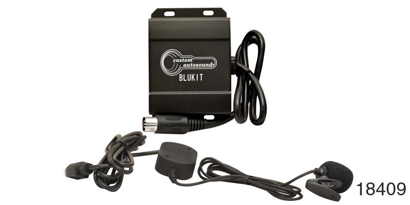 Custom Autosound Bluetooth Kit compatible with USA-630 Secretaudio Slidebar /_$