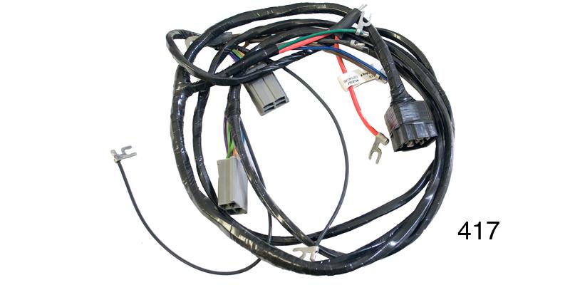 Chevy Headlight Wiring on