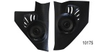 Custom Autosound 1955-1956 Chevy Kick Panel Speakers, Pioneer, 180 watts