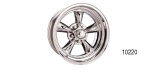 American Racing Wheel, Torq-Thrust II, 15'' x 7'', Polished (OS)