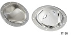 1964-72 Chrome Differential Cover, 10-Bolt