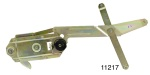 1955-1957 Chevy Front Window Regulator Assembly, Passenger Side, 2-Door Sedan, Wagon and Nomad