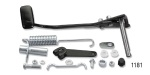 1957 Chevy Clutch Pedal Kit, Complete