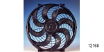 Flex-A-Lite Chevy Syclone ''S'' Blade Electric Fan, 16'', w/o Relay & Thermostat, 2500 CFM