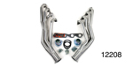 Dougs 1955-1957 Chevy 4-Tube Headers, Bare, Big Block w/ Automatic (OS)