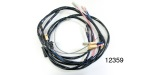 Factory Fit 1955 Chevy Starter/Ignition Wiring Harness, V8, Automatic Transmission w/HEI Distributor