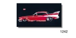 Tom The Mongoose Mc Ewens 1957 Chevy Funny Car Poster