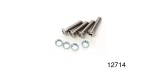 1955-1957 Chevy Convertible Top Latch Screw Set