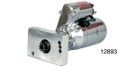 Powermaster Chevy Mini-Starter, 160 ft. lbs., Chrome