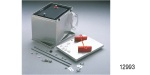 Taylor Chevy Aluminum Trunk Mount Battery Box And Hold Down Kit