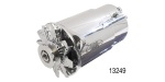 Powermaster 1955-1957 Chevy PowerGen Alternator, 75 Amp, Long, Polished