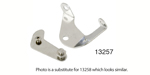 Lokar Chevy Throttle/Kickdown Cable Bracket, 1994-Up LT-1, LT-4
