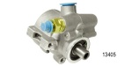 Chevy TC Type II Aluminum Power Steering Pump, use w/ OE Reservoir