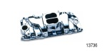 Professional Products Chevy Cyclone Intake Manifold, Polished, 1965-1990 Big Block V8 w/ Oval Ports