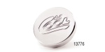 Be Cool Chevy Round-Style Billet Aluminum Radiator Cap w/Be Cool Logo, 12-15 lb.