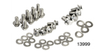 ARP Chevy Stainless Oil Pan Bolts, Hex Head, Small Block