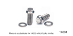 ARP Chevy Stainless Thermostat Housing Bolts, Hex Head