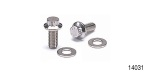 ARP Chevy Stainless Transmission Pan Bolts, 12-Point Head, TH-350 & TH-400