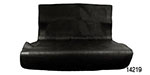 1955-1957 Chevy Trunk Mat, without Spare Tire Cut-Out