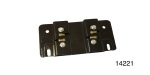 1957 Chevy Continental Kit Lock Support Assembly Pad