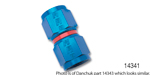 Russell Performance Chevy Swivel Hose Coupler, Straight, -10AN
