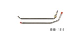 1955-1956 Chevy Carter 4BC Choke Heat Riser Tube