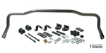 Hellwig 1955-1957 Chevy Front Sway Bar with Silver Vein Finish, 1-5/16'' Diameter
