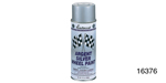 Eastwood Chevy Argent Silver Rally Wheel Paint, 12 oz Aerosol