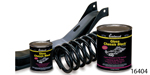 Eastwood Chevy Black Gloss Chassis Paint, Quart