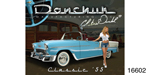 Danchuk 1955 Chevy Autographed Poster