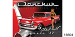 Danchuk 1957 Chevy Autographed Poster