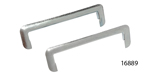 1955-1957 Chevy Tailgate Hinge Trim, Nomad and Wagon