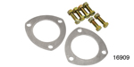 Proform Chevy Malleable Aluminum Collector Gasket Kit, 2.5''