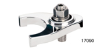 Billet Specialties Chevy Polished Distributor Hold Down Clamp, Small and Big Block