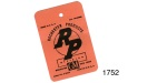 1954-1958 Rochester Lighter Instruction Tag