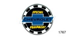 Chevrolet Special Equipment Decal, 5''