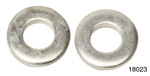 Danchuk 1957 Chevy Hood Radius Rod Washers, Pair