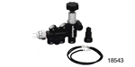 Wilwood Chevy Proportioning / Combo Valve, Black