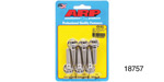 ARP Chevy Stainless Bell Housing Bolts, 12-Point Head, 6-Cylinder & V8