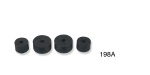 Danchuk 1955-1957 Chevy Motor Mount Rubber Cushions, V8 And 6 Cylinder